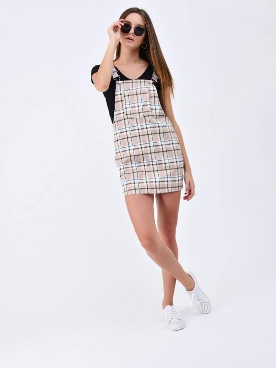 Vestidos de fiesta cortos para jovenes pegados