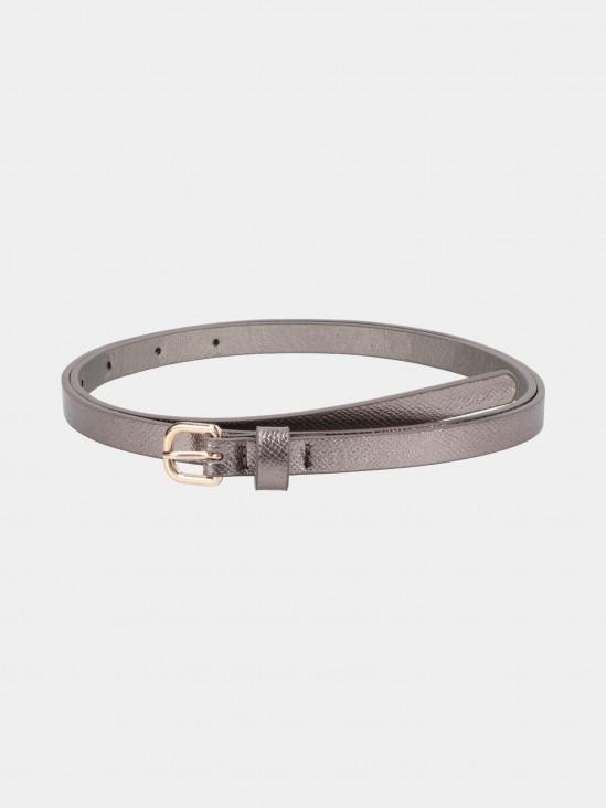 Cinturón Skinny Metalizado | CCP
