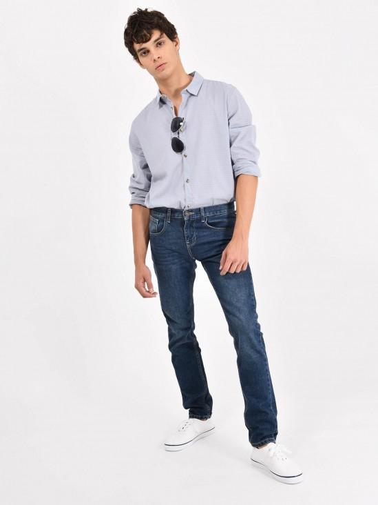 Jeans Slim Básico   CCP