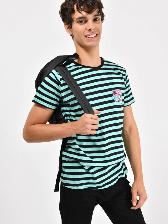 cd8b5ba1f2727 Playera Rayas ...