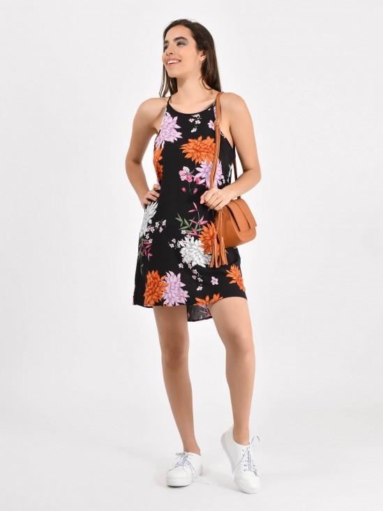 dd13e606d3 Vestido Flores ...