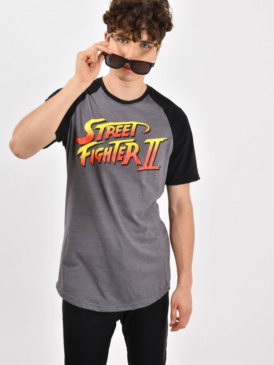 fa688073390fb Playera  Street Fighter ...