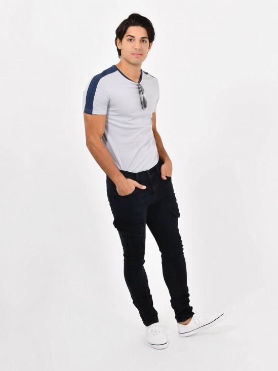 Jeans Skinny Cargo | CCP