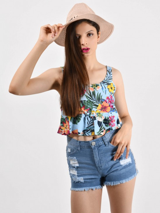 a6b694f0cfc Top Flores ...