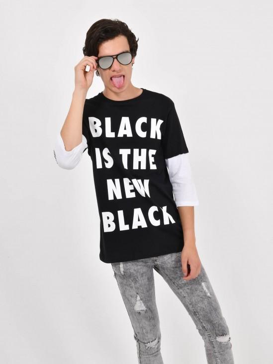 Playera 'Black'   CCP