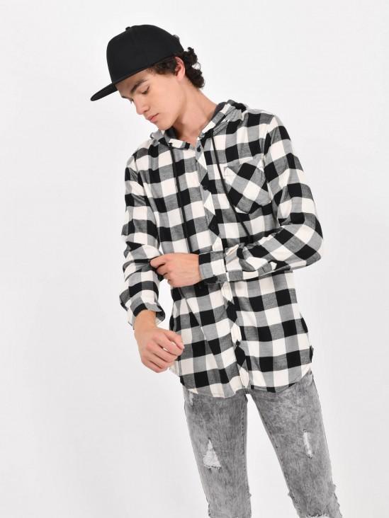 Camisa con Capucha | CCP