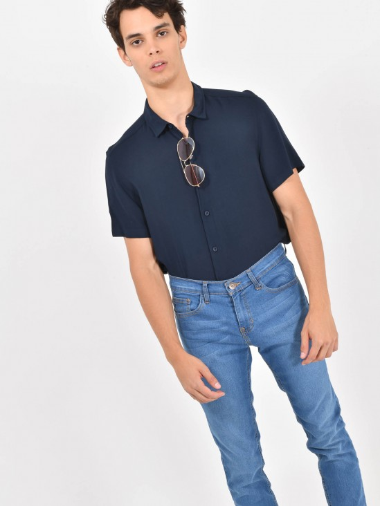 330d06c1d Camisa Lisa ...