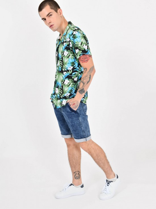 c58d4443c Camisa Tropical ...