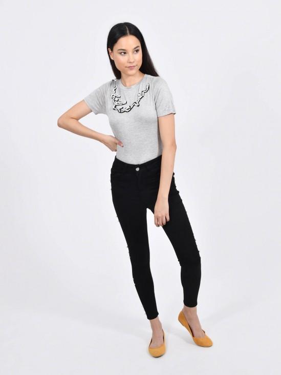 Jeans Skinny Perlas | CCP