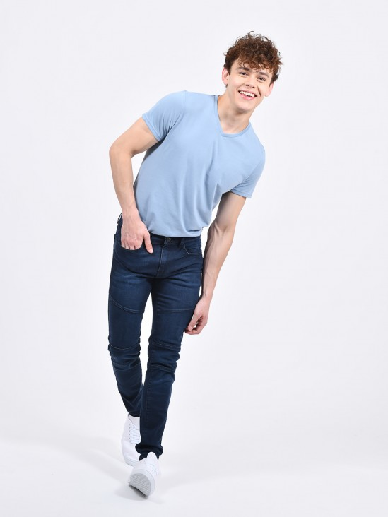 Jeans Skinny Líneas | CCP