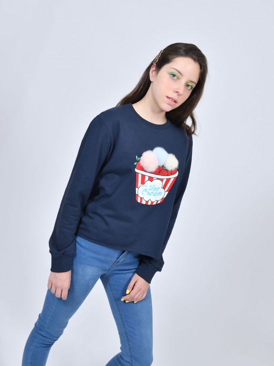 Sudadera 'Ice Cream' | CCP