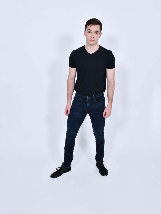 Jeans Costuras Contraste | CCP