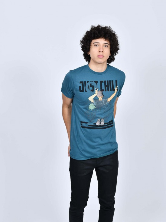 Playera 'Just Chill' | CCP