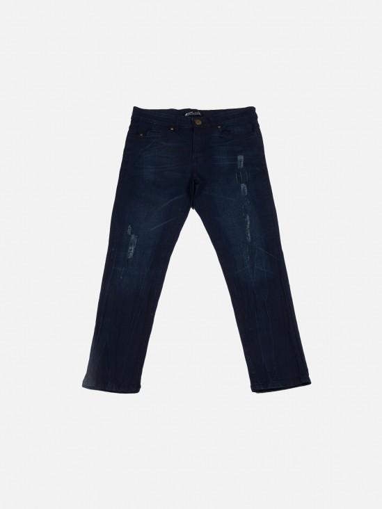 Jeans Skinny Desgarre   CCP