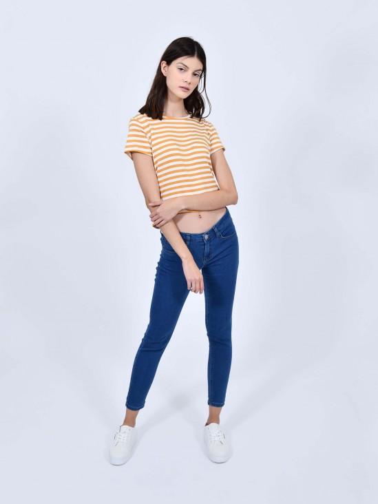 Jeans Básico Skinny   CCP