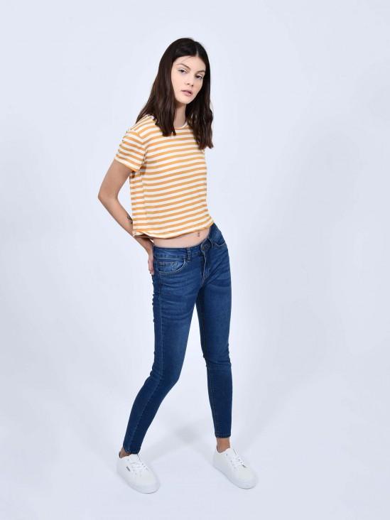 Jeans Skinny Degradados | CCP
