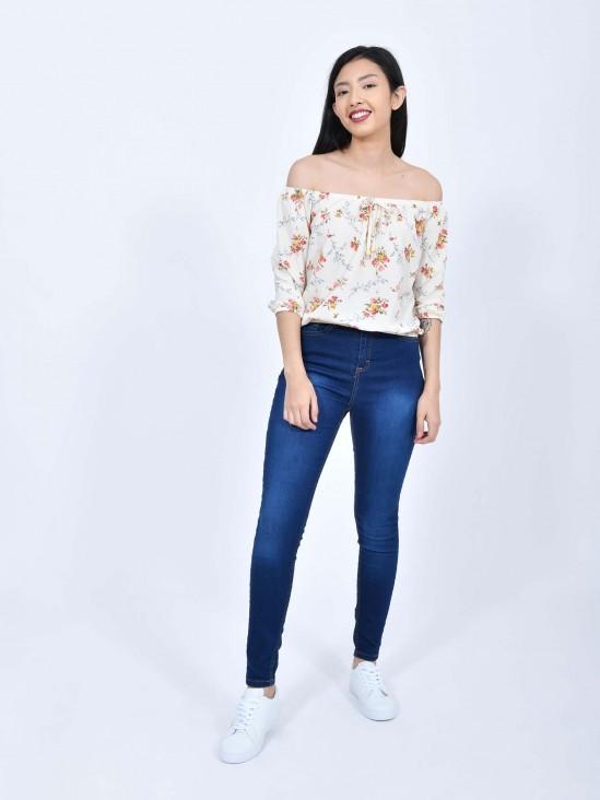 Blusa Floral   CCP