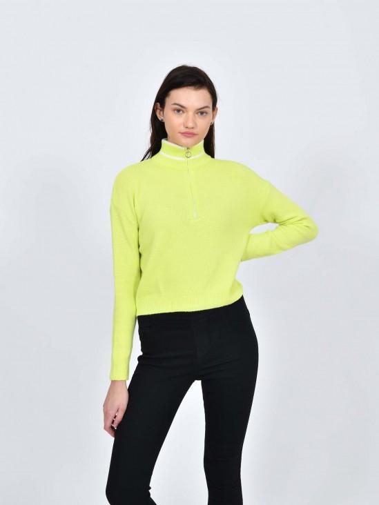 Suéter Cuello Alto | CCP