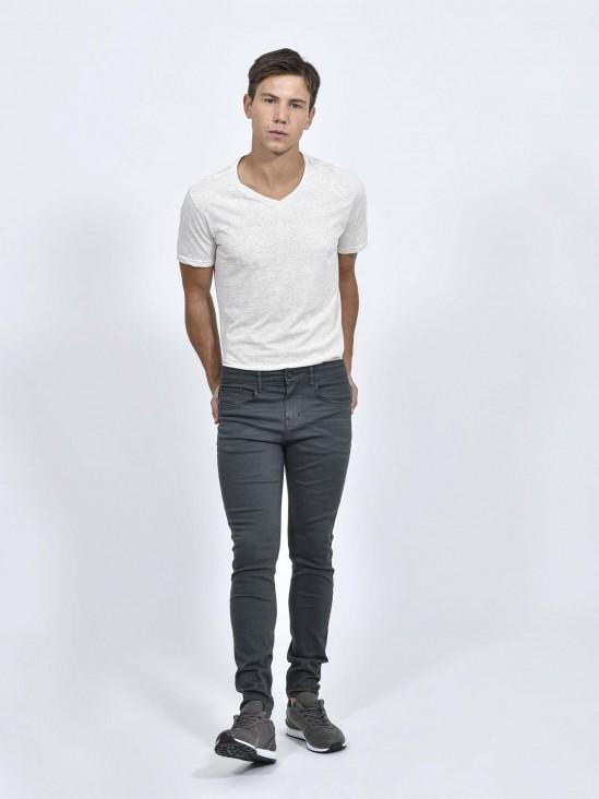 Pantalón Gabardina Skinny | CCP