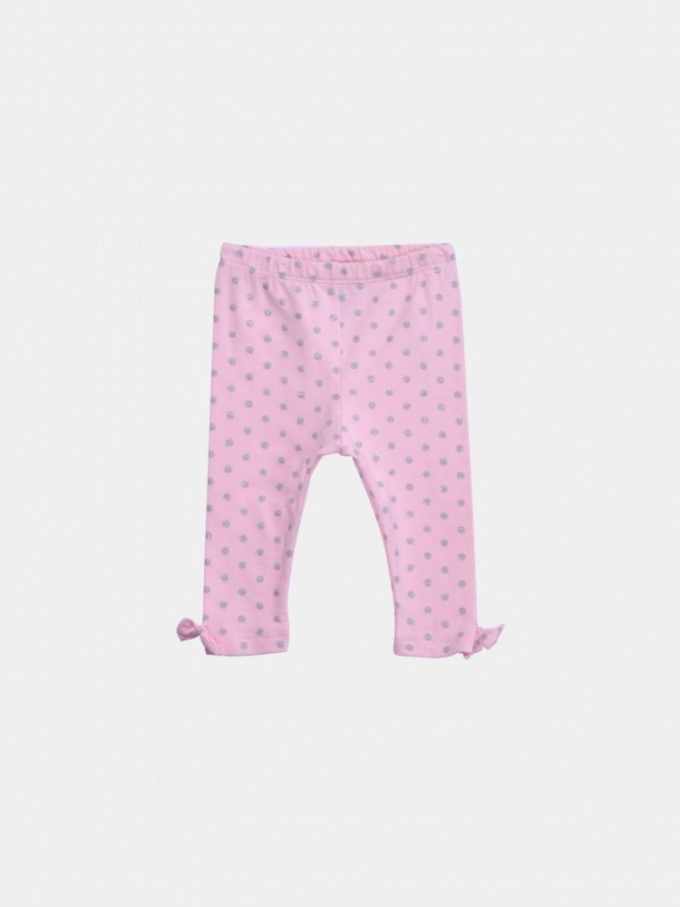 Pantalón Rosa Con Puntos | CCP