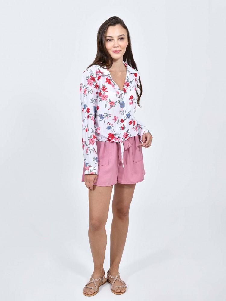 Blusa Print Floral | CCP