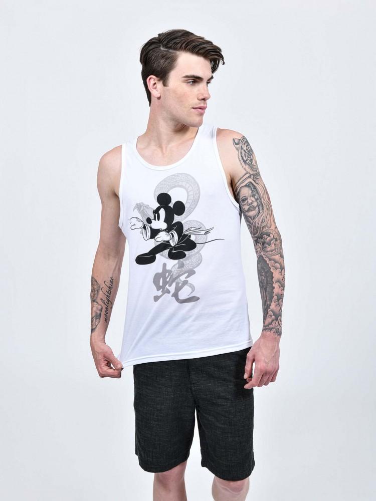 Playera Sin Mangas 'Mickey Karate' | CCP