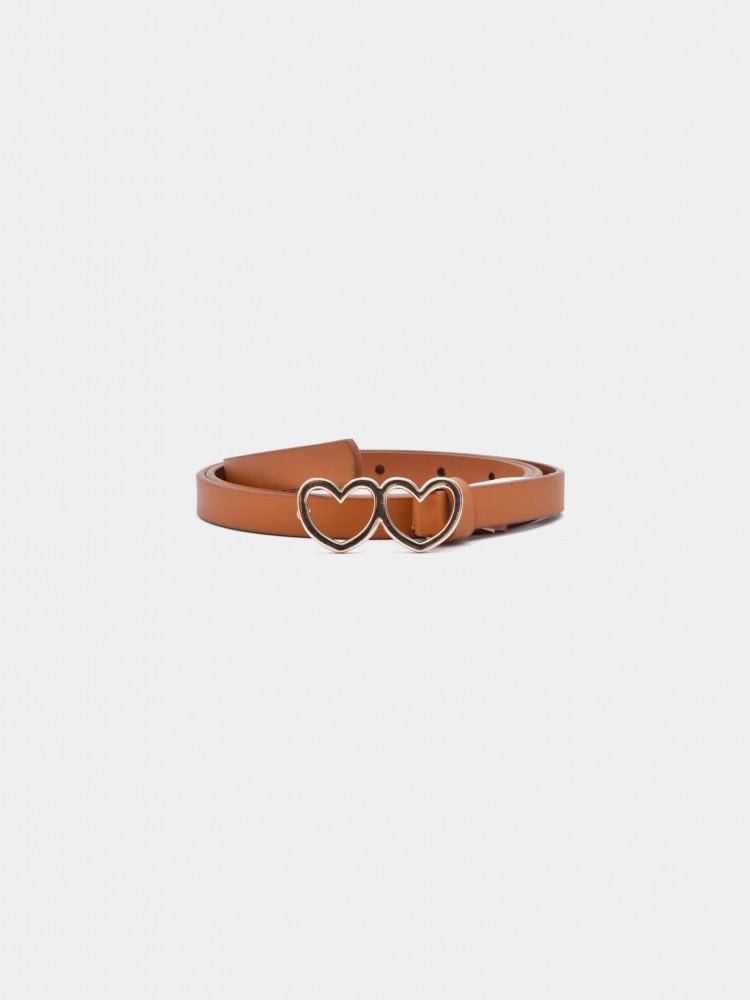 Cinturón Hebilla Corazón | CCP