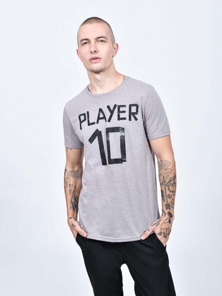 Playera Cuello Redondo 'Player 10'   CCP