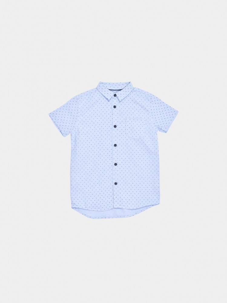 Camisa Cuello Clásico Print Flechas | CCP