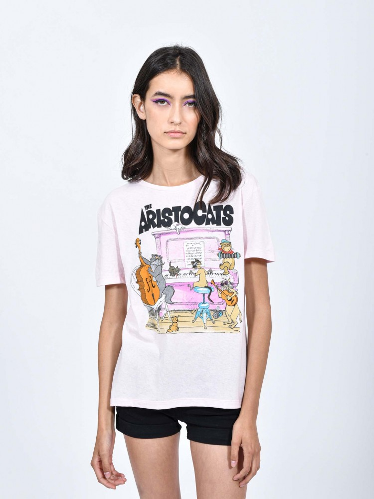 Playera 'The Aristocats' | CCP