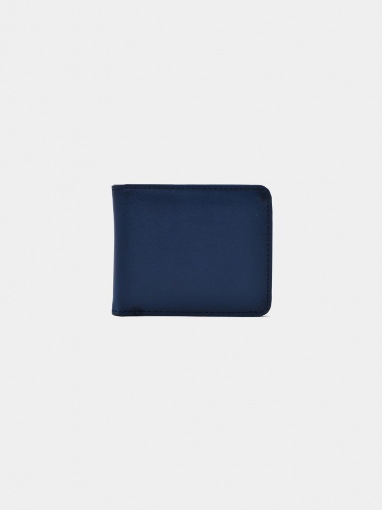 Cartera Lisa Azul | CCP