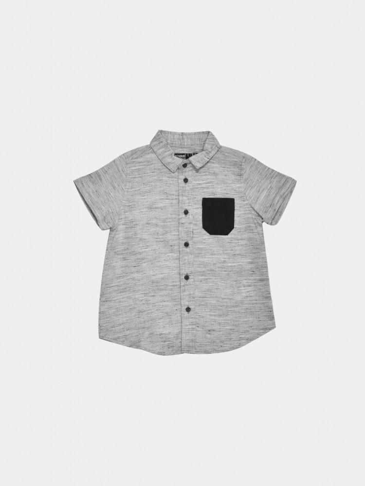 Camisa Manga Corta Bolsillo | CCP