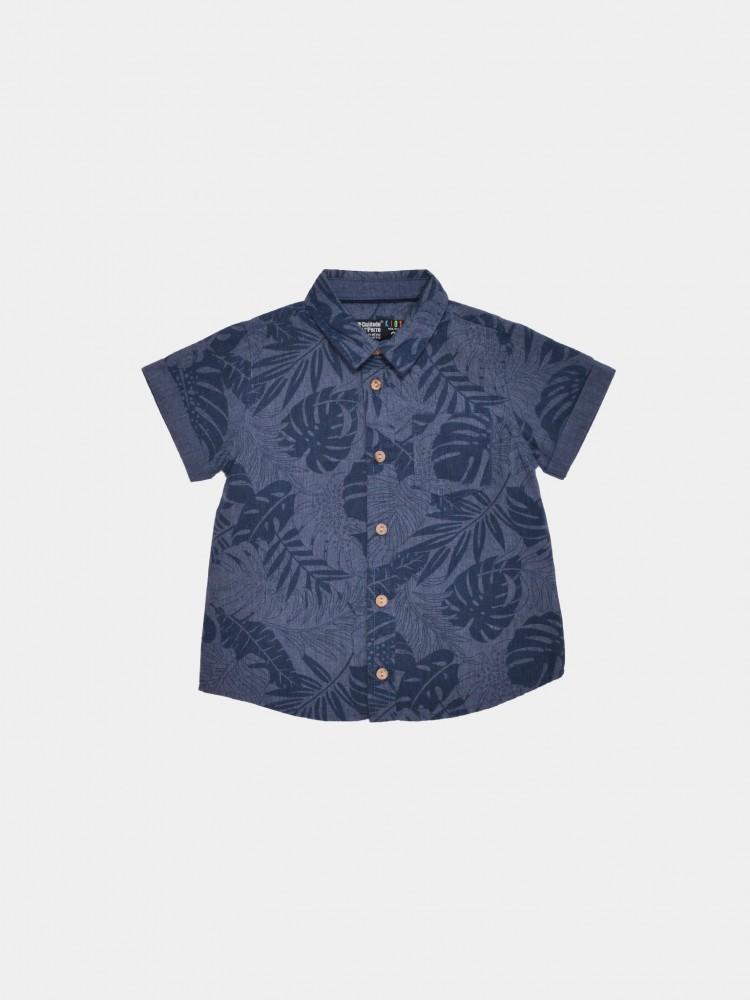 Camisa Print Tropical | CCP