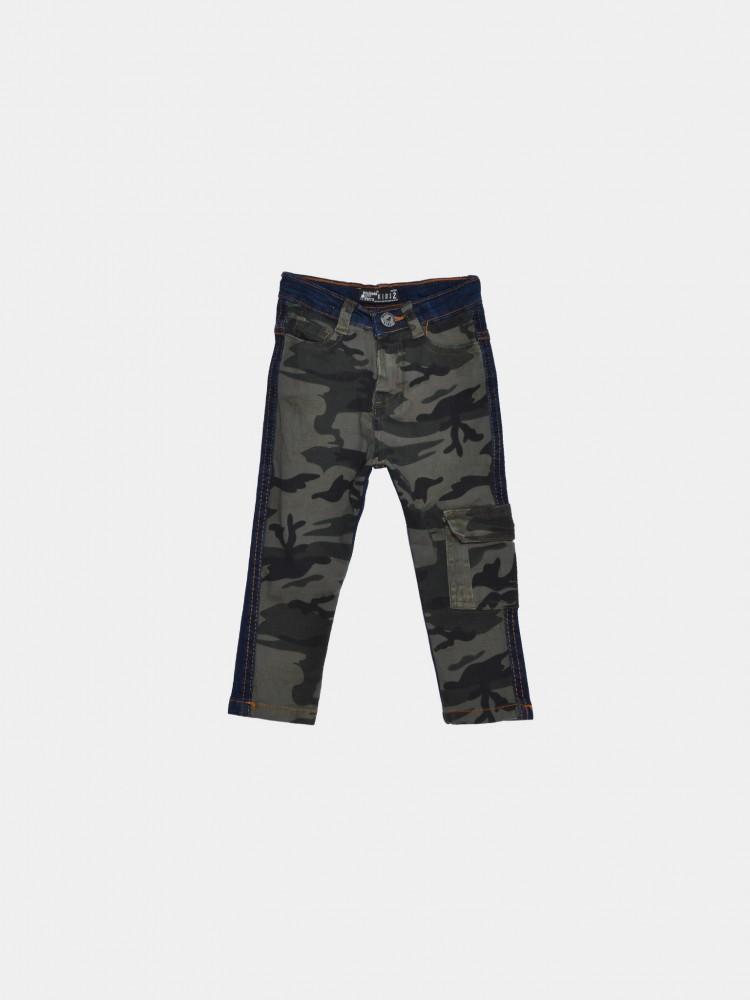 Pantalón Combinado | CCP