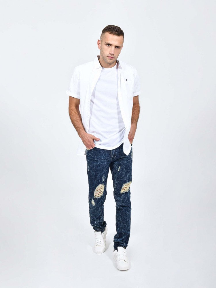 Jeans Destrucciones   CCP