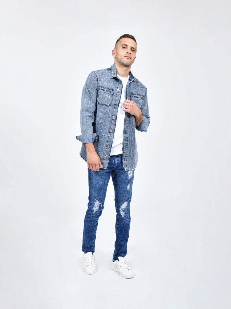 Jeans Destrucciones | CCP