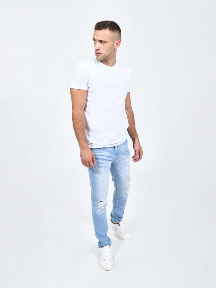 Jeans Slim Rotos | CCP