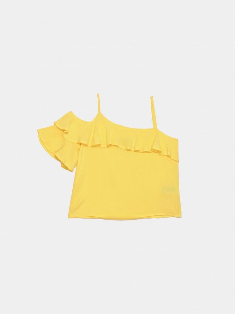 Blusa Amarilla Olanes | CCP