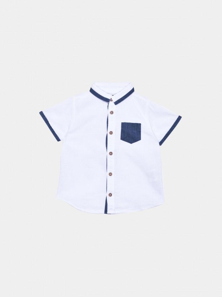 Camisa Cuello Clásico Bolsillo | CCP