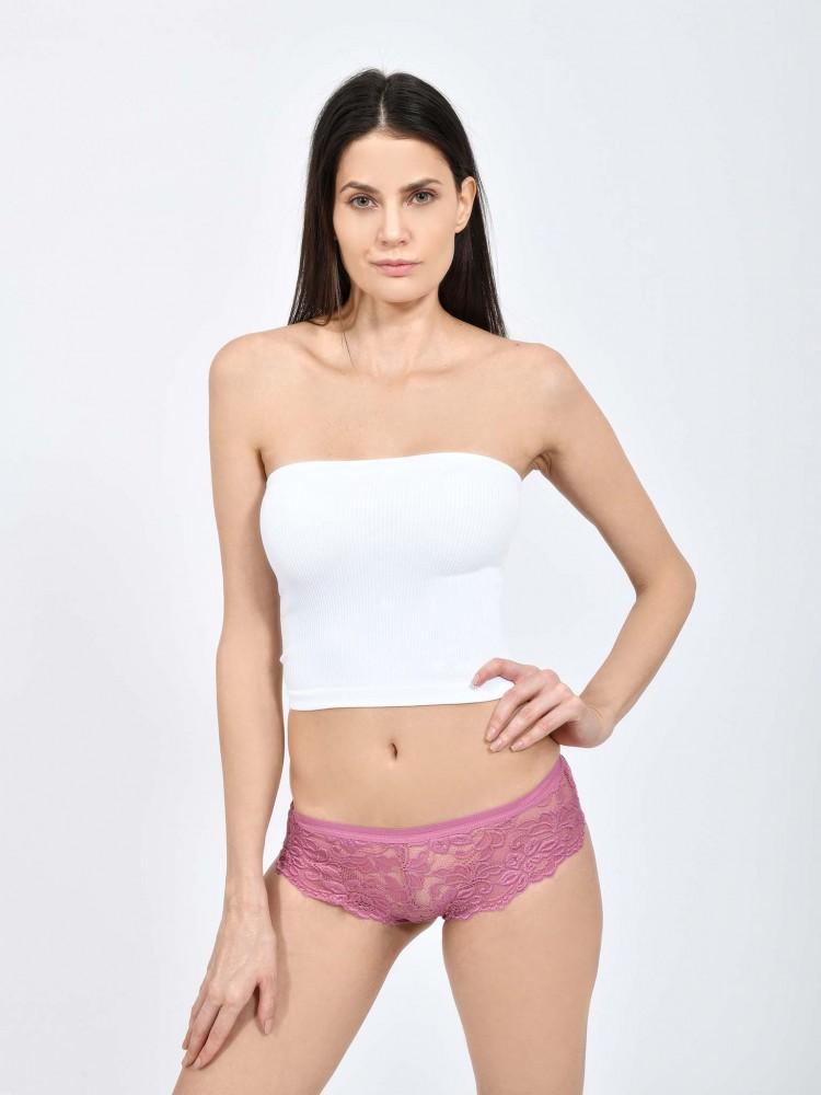 Bikini con Encaje y Elástico | CCP