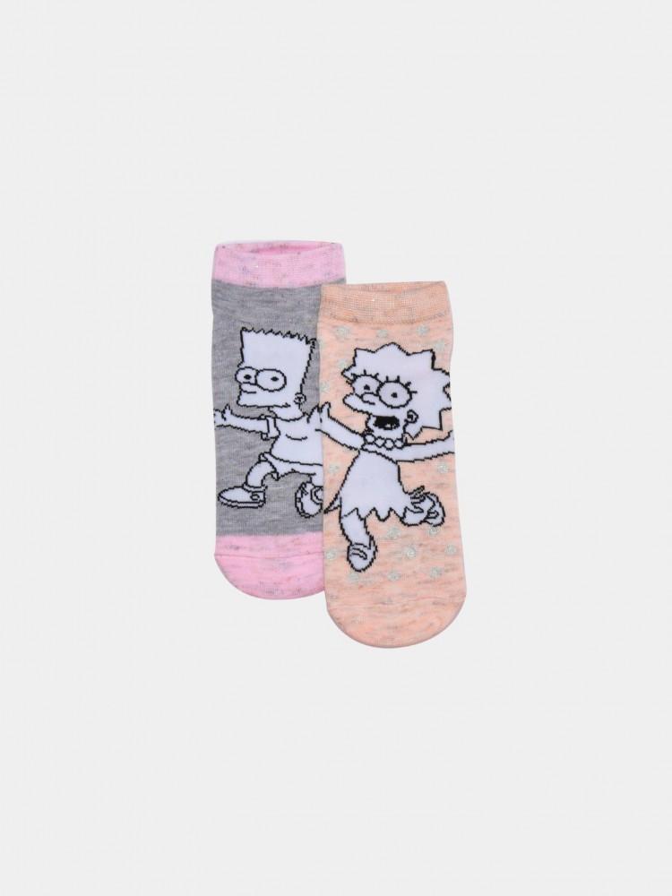Tines Bipack Niñas 'Bart y Lisa Simpson' | CCP