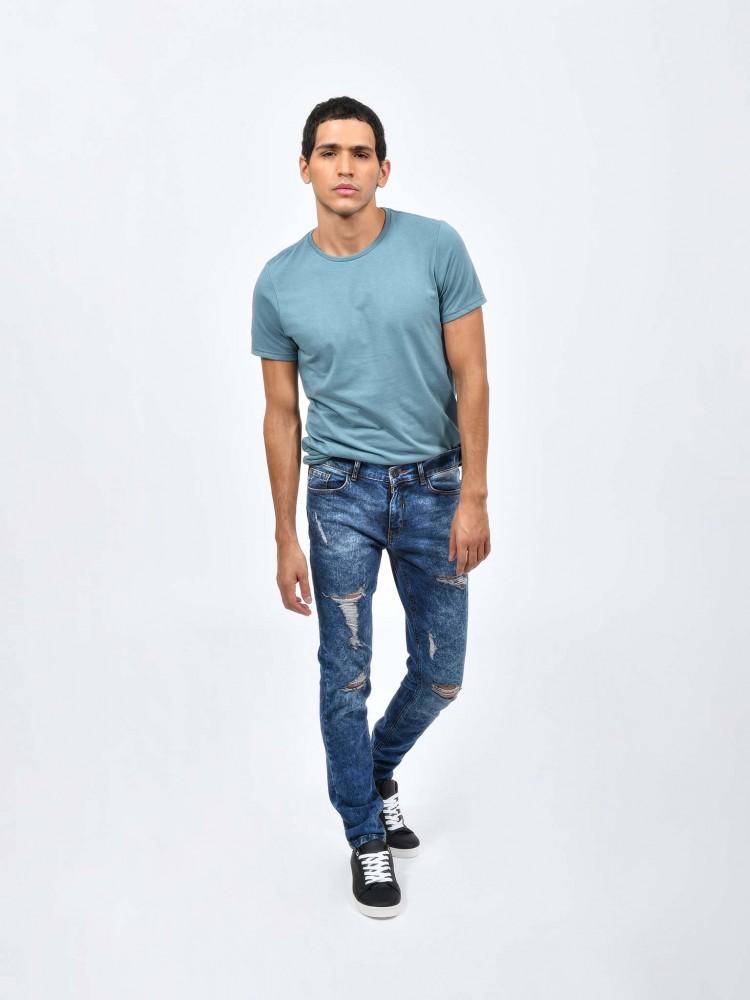Jeans Regular Desgarre | CCP