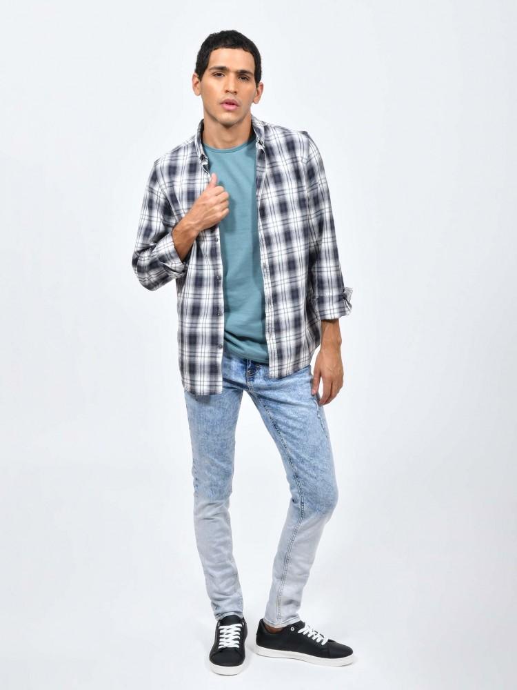 Jeans Skinny Degradado | CCP