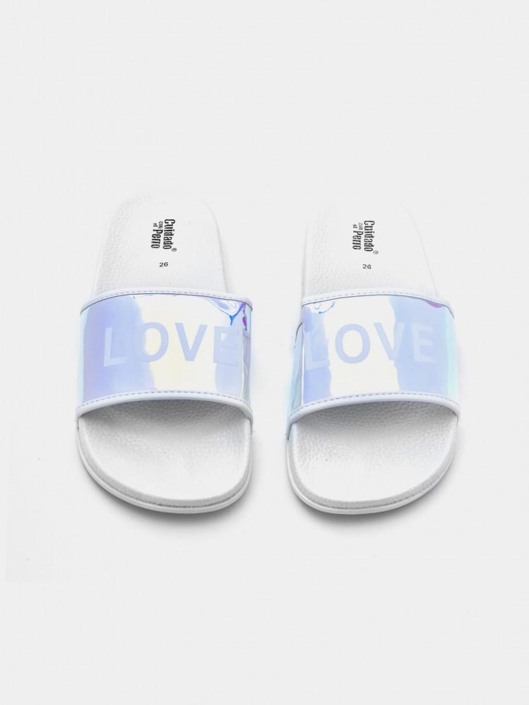 Sandalias de Playa 'Love' | CCP
