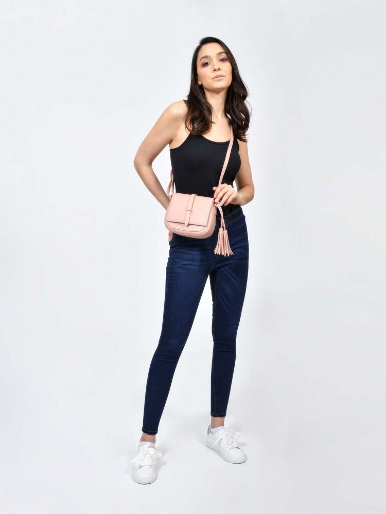 Jeans Skinny Tiro Alto | CCP