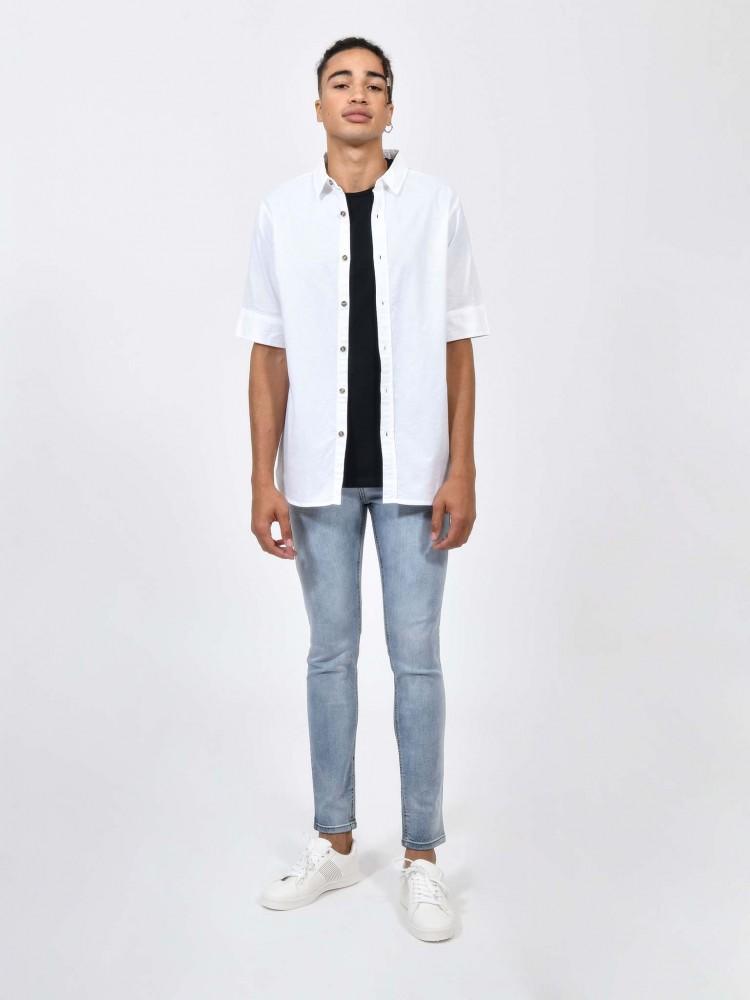 Jeans Skinny Deslavados | CCP