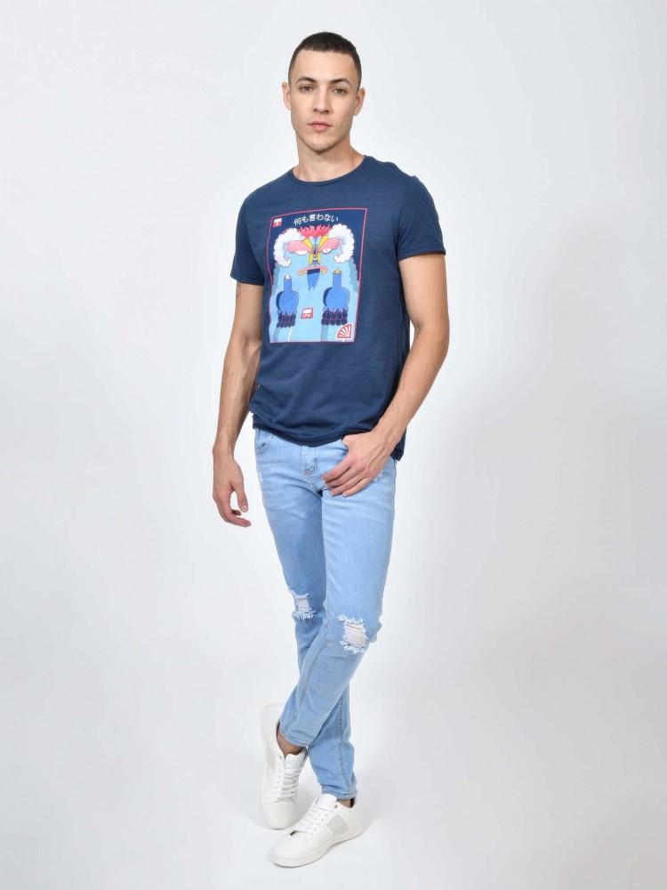 Jeans Skinny Rotos   CCP