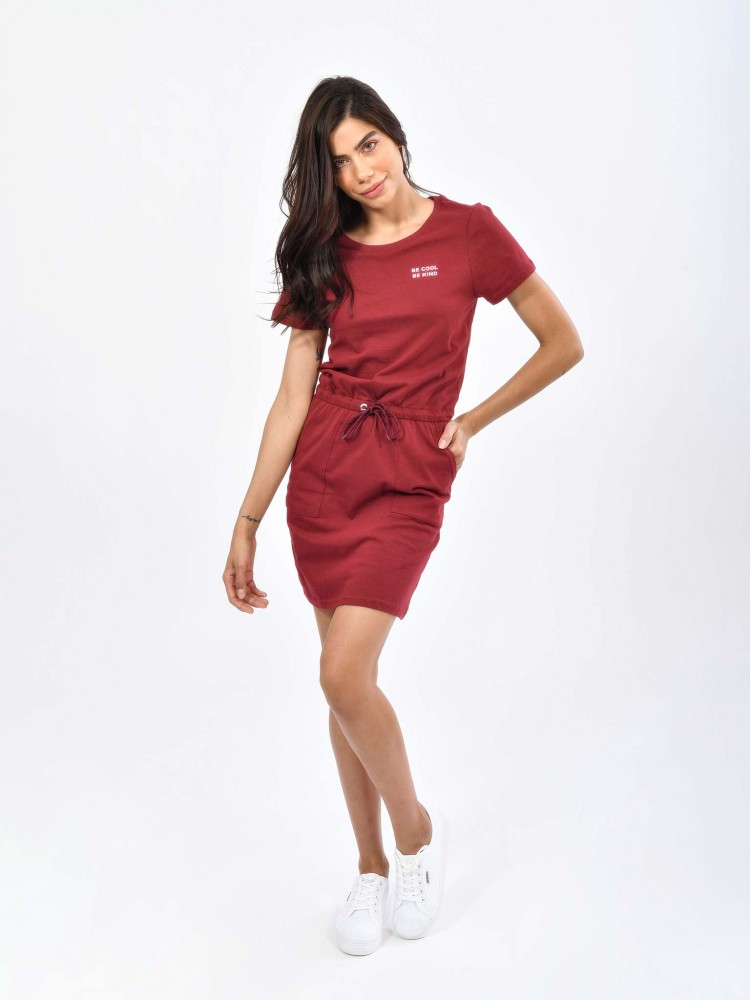 Vestido Casual 'Be Cool Be Kind' | CCP