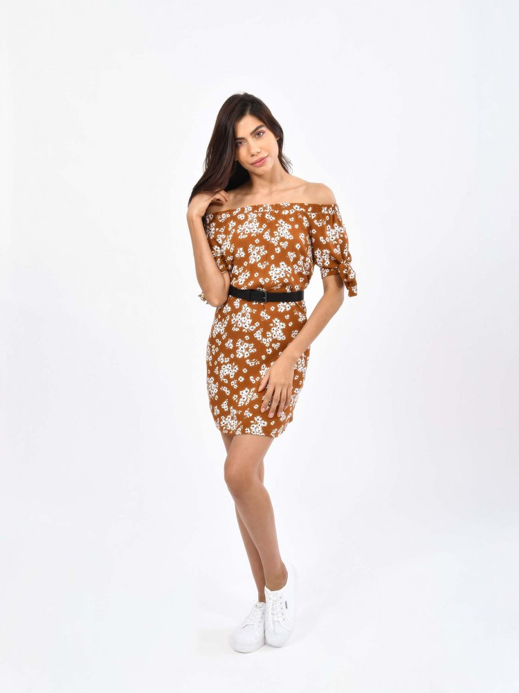 Vestido Casual Floral | CCP