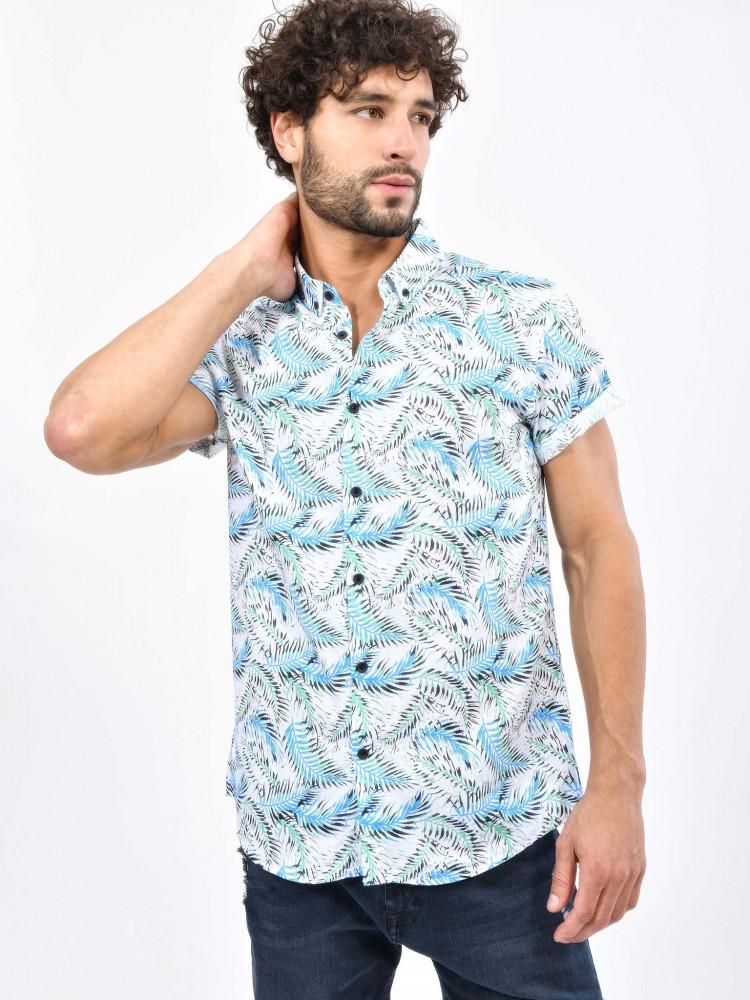 Camisa Tropical Cuello Clásico | CCP